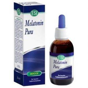 pura melatonina en gotas