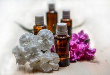 aceites con esencias florales para dormir