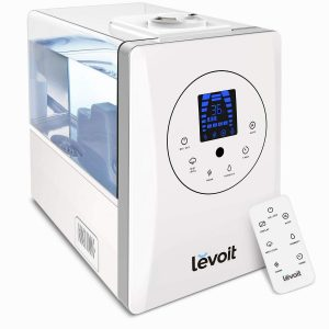 LEVOIT LV600HH humidificador vapor frio y caliente