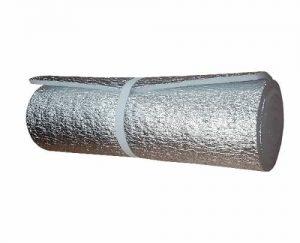 Esterilla tipo aluminio