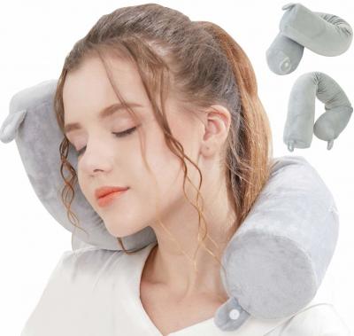 lucear almohada de espuma de memoria