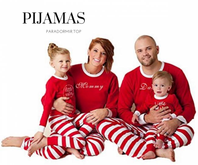 pijamas familia