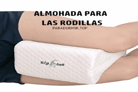 ALMOHADA RODILLAS