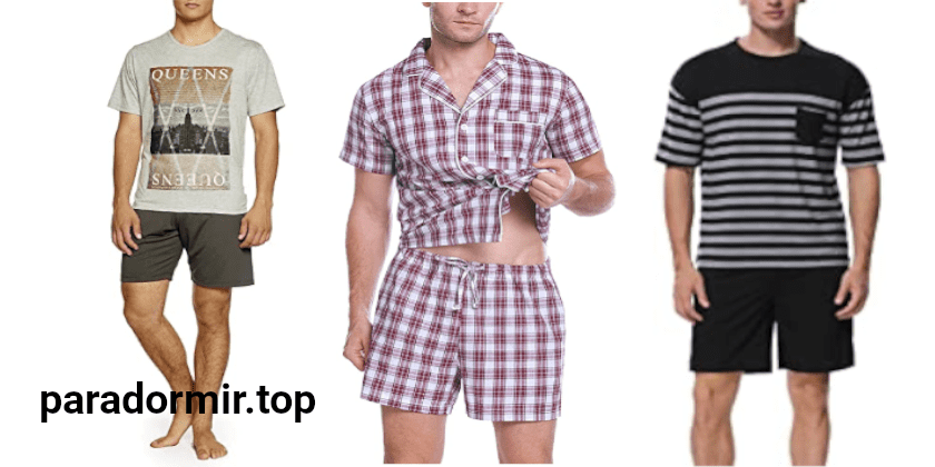 pijama hombre verano