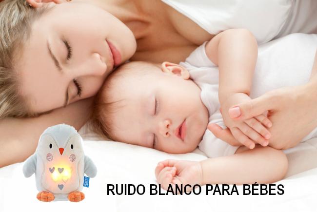 EL RUIDO BLANCO Y BEBÉS